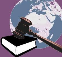 prueba derecho extranjero
